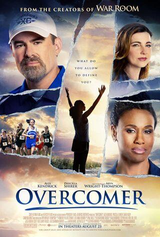 Overcomer (2019) Main Poster
