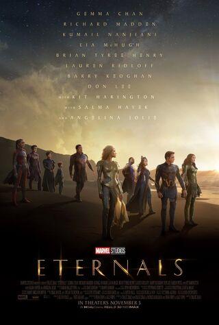 Eternals (2021) Main Poster