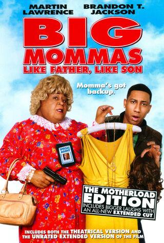 Big Mommas: Like Father, Like Son (2011) Main Poster