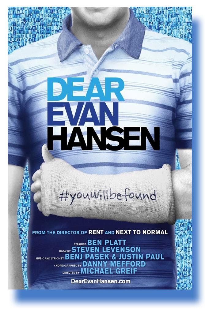 Dear Evan Hansen (2021) Poster #3