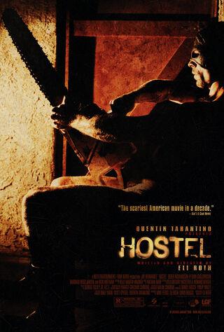 Hostel (2006) Main Poster