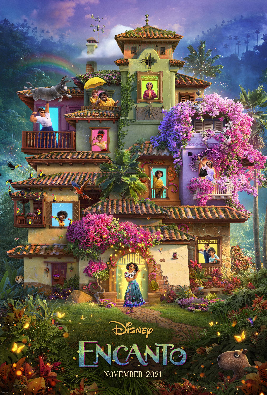 Encanto (2021) Poster #1