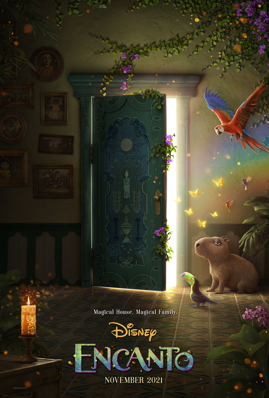 Encanto (2021) Poster #2
