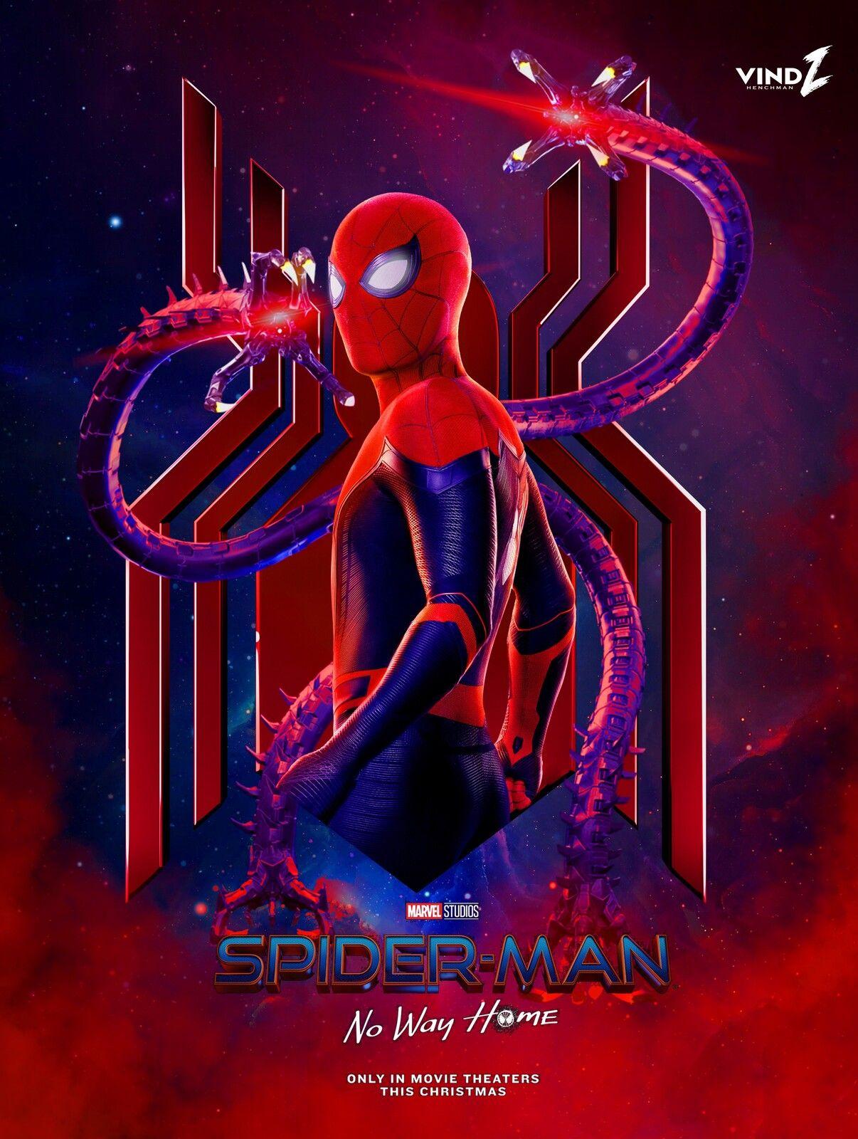 Spider-Man: No Way Home (2021) Poster #4