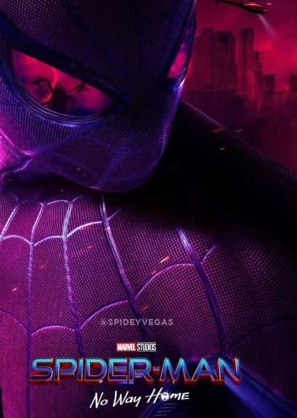 Spider-Man: No Way Home (2021) Poster #6