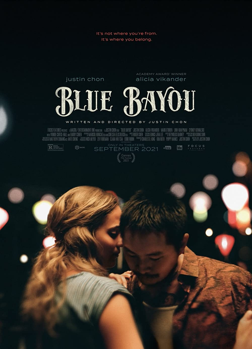 Blue Bayou (2021) Main Poster
