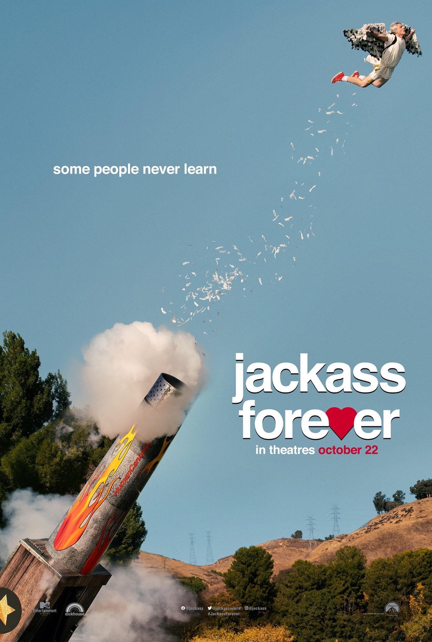 Jackass Forever (2022) Poster #2