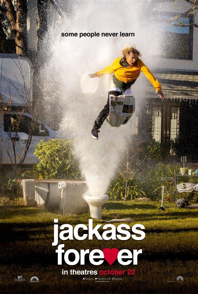 Jackass Forever (2022) Poster #3