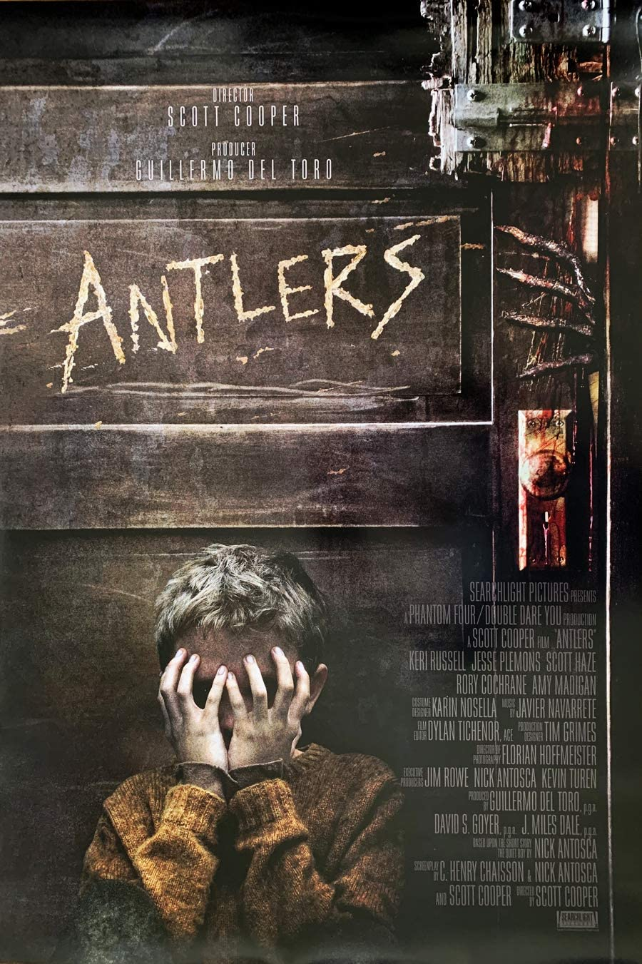 Antlers (2021) Poster #3