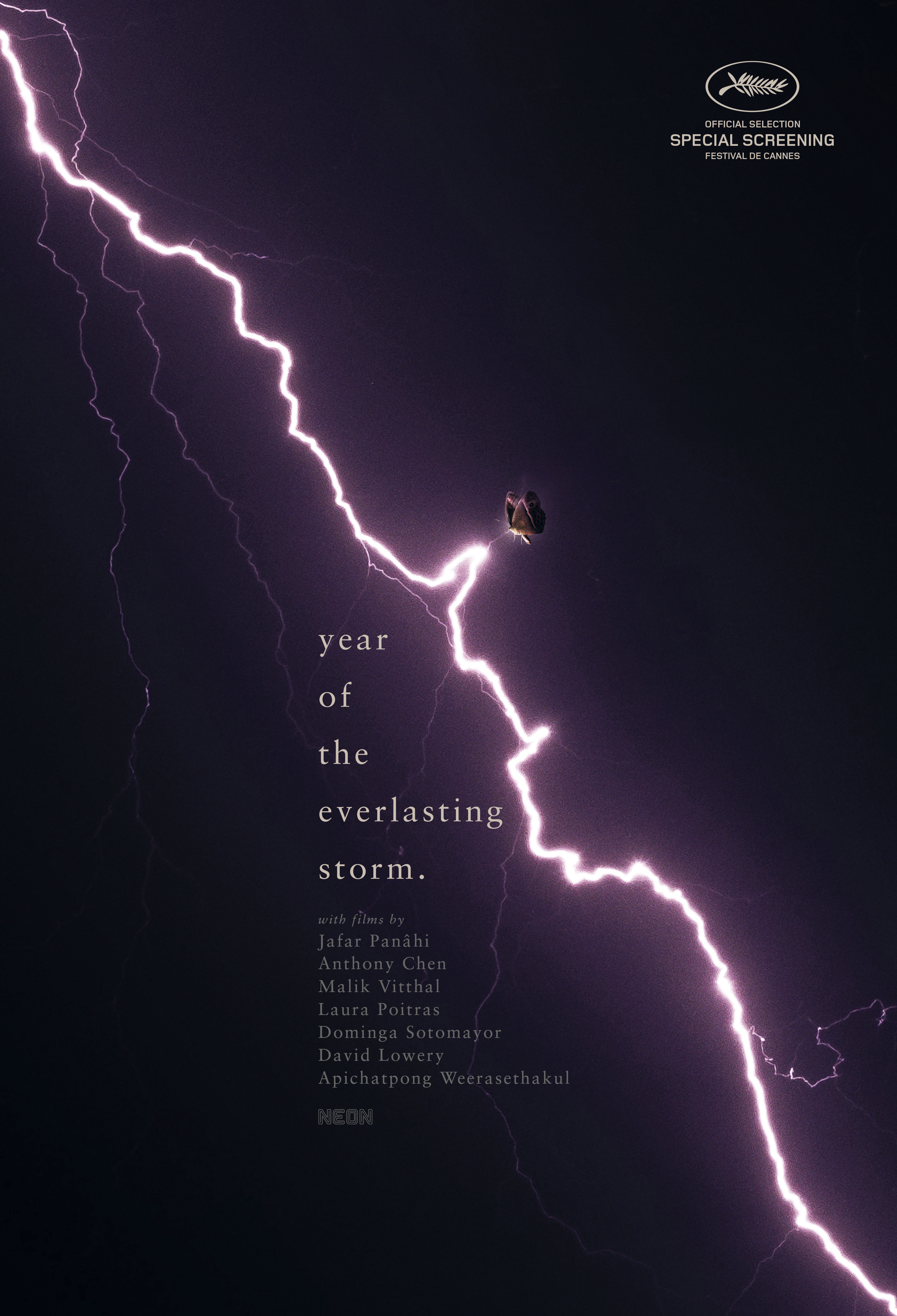 The Year Of The Everlasting Storm (2021) Main Poster