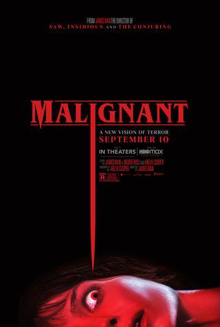 Malignant (2021) Main Poster