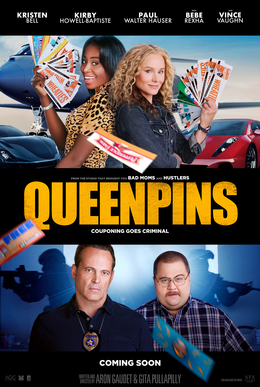 Queenpins (2021) Main Poster