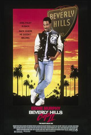 Beverly Hills Cop II (1987) Main Poster