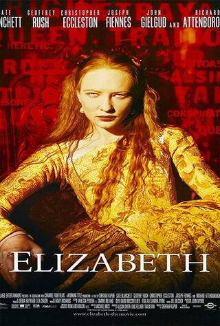 Elizabeth (1999) Main Poster