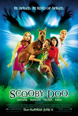 Scooby-Doo (2002) Main Poster