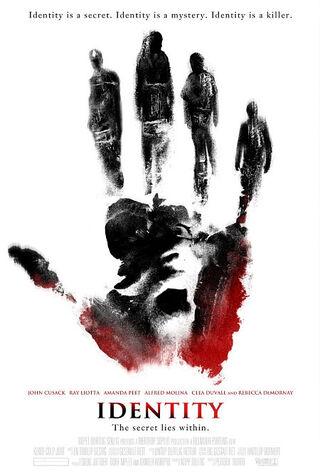 Identity (2003) Main Poster