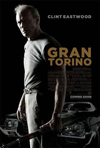 Gran Torino (2009) Main Poster