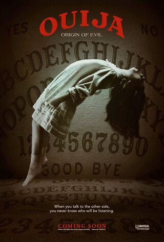 Ouija: Origin Of Evil (2016) Main Poster