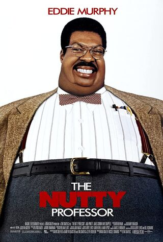 The Nutty Professor (1996) Main Poster