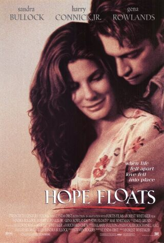 Hope Floats (1998) Main Poster