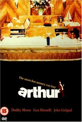 Arthur (1981) Main Poster