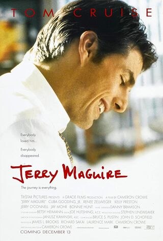 Jerry Maguire (1996) Main Poster