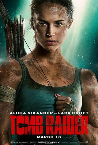 Tomb Raider (2018) Main Poster