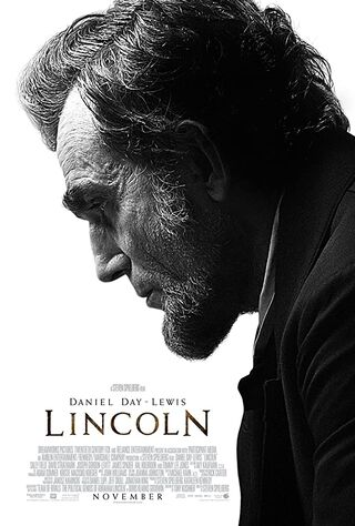 Lincoln (2012) Main Poster