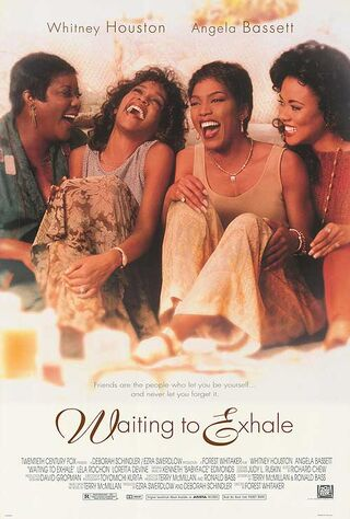 Waiting To Exhale (1995) Main Poster