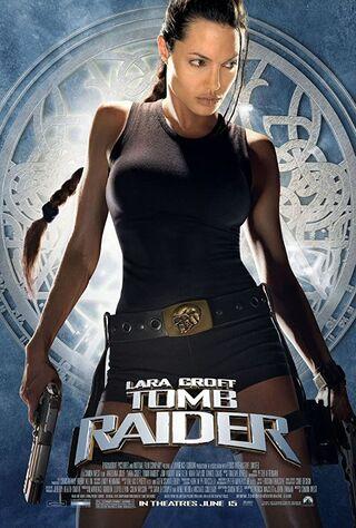 Lara Croft: Tomb Raider (2001) Main Poster