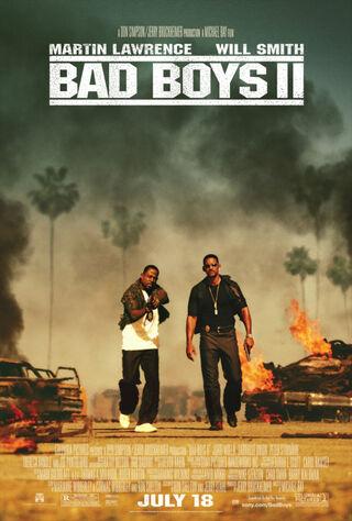 Bad Boys II (2003) Main Poster