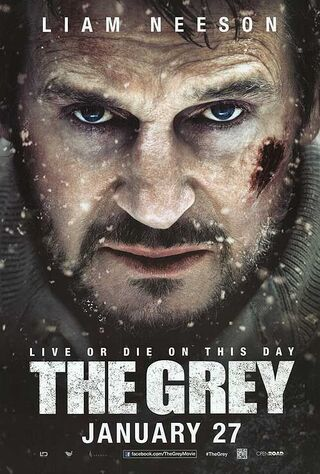 The Grey (2012) Main Poster