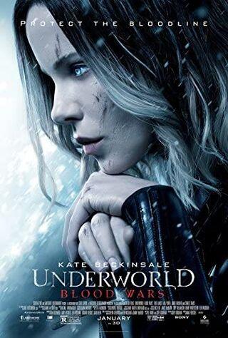 Underworld: Blood Wars (2017) Main Poster