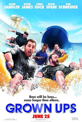 Grown Ups (2010) Main Poster