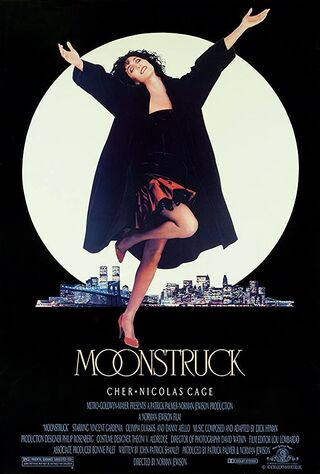 Moonstruck (1988) Main Poster