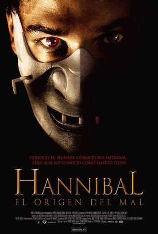 Hannibal Rising (2007) Main Poster