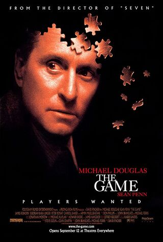 The Game (1997) Main Poster