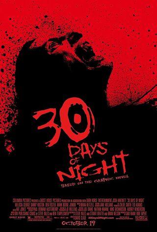30 Days Of Night (2007) Main Poster