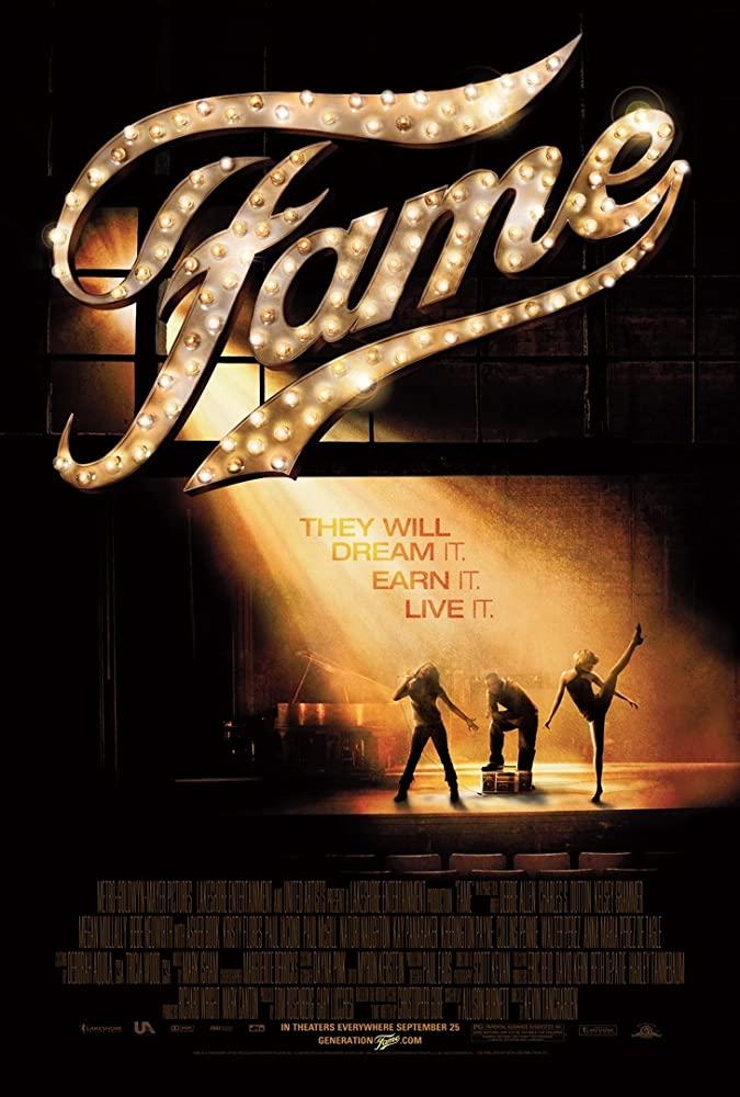 Fame (2009) Main Poster