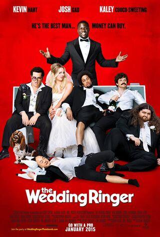 The Wedding Ringer (2015) Main Poster