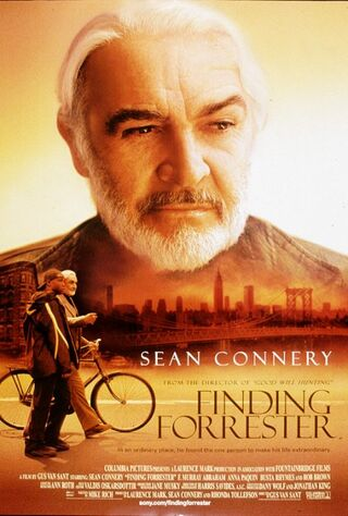 Finding Forrester (2001) Main Poster