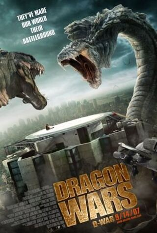 Dragon Wars: D-War (2007) Main Poster