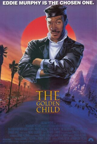 The Golden Child (1986) Main Poster