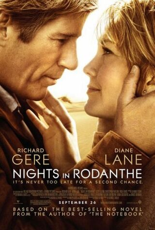 Nights In Rodanthe (2008) Main Poster