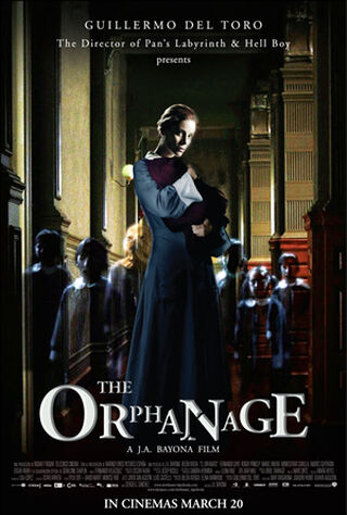 The Orphanage (2008) Main Poster