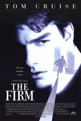 The Firm (1993) Main Poster