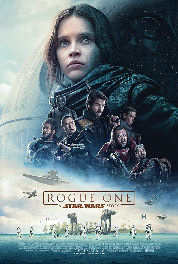 Rogue One: A Star Wars Story (2016) Main Poster