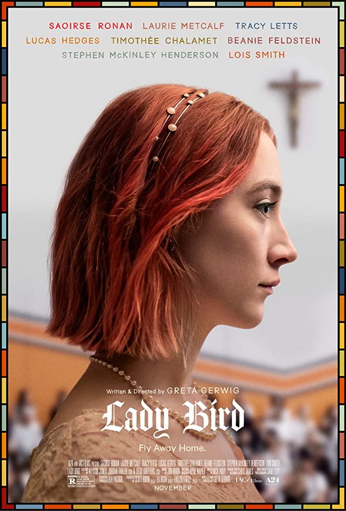 Lady Bird (2017) Main Poster