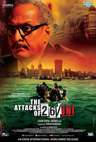 The Attacks Of 26/11 (2013) Main Poster