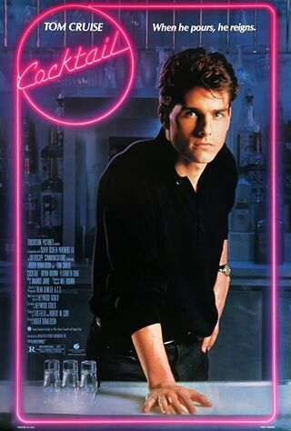 Cocktail (1988) Main Poster